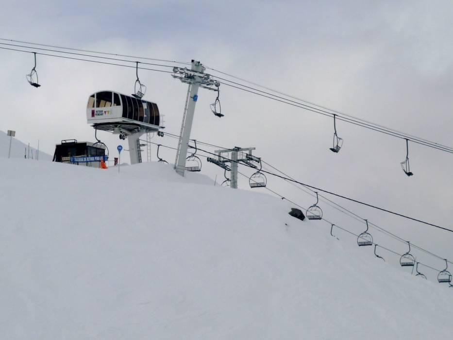 Горнолыжный курорт Grands Montets – Argentière (Chamonix) 9