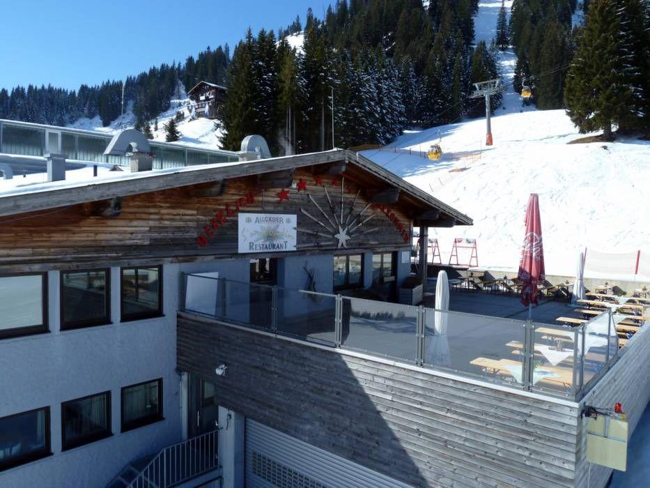 Горнолыжный курорт Hörnerbahn – Bolsterlang 5