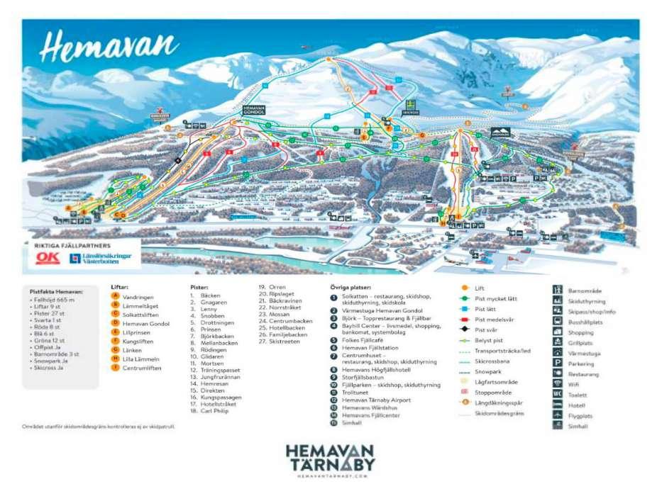 Горнолыжный курорт Hemavan 2