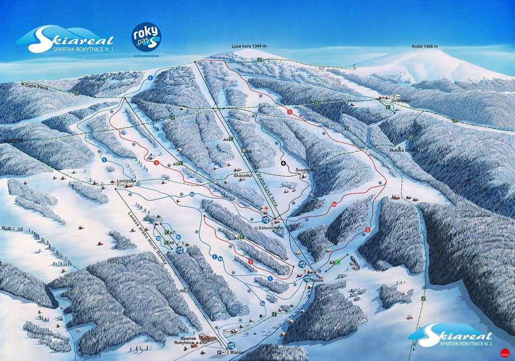 Horní Domky – Lysá Hora 2