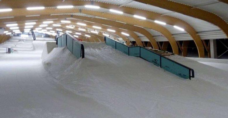 Горнолыжный курорт Ice Mountain 1