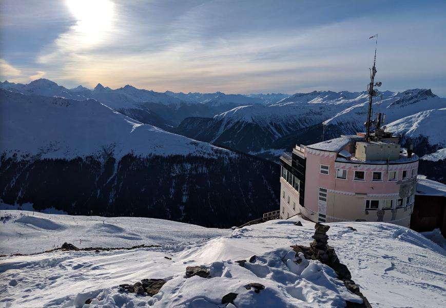 Горнолыжный курорт Jakobshorn (Davos Klosters) 3