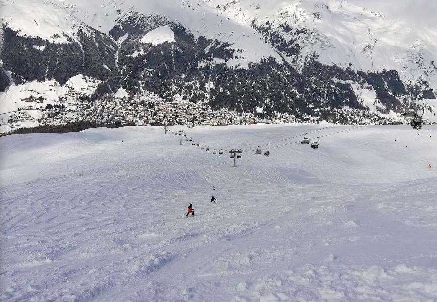 Горнолыжный курорт Jakobshorn (Davos Klosters) 4