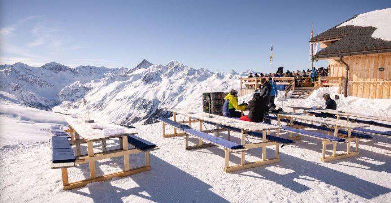 Горнолыжный курорт Jakobshorn (Davos Klosters) 1