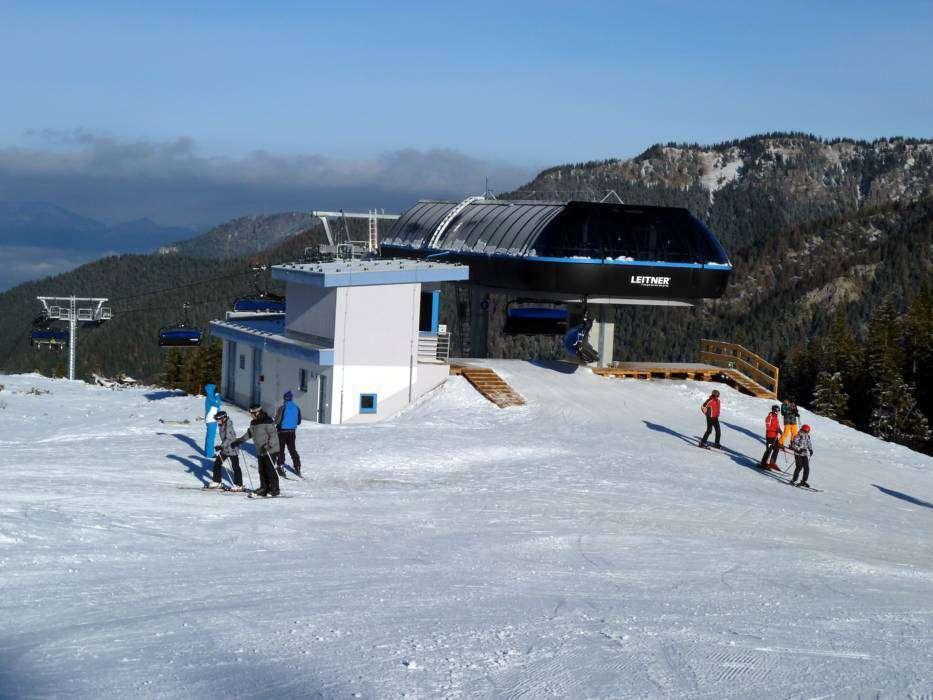Горнолыжный курорт Jasná Nízke Tatry – Chopok 8