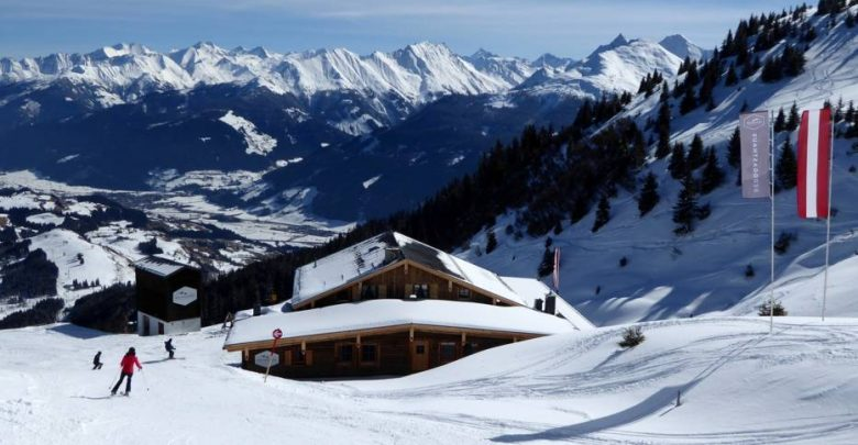 Горнолыжный курорт Kitzbühel/Kirchberg – KitzSki 1
