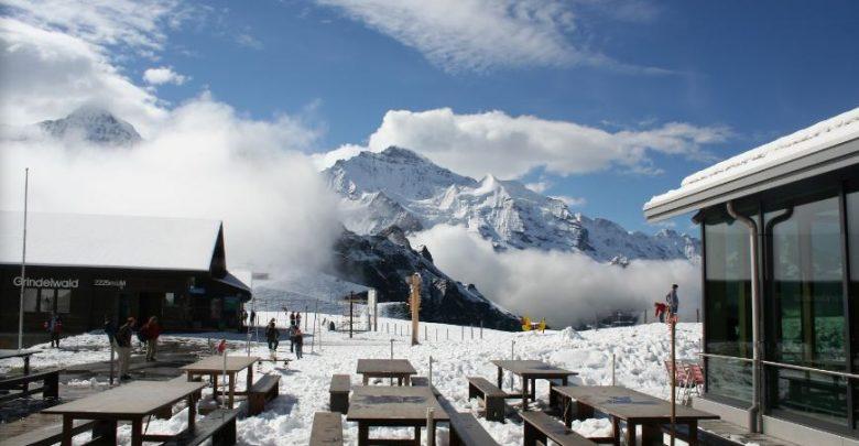 Горнолыжный курорт Kleine Scheidegg / Männlichen – Grindelwald / Wengen 1