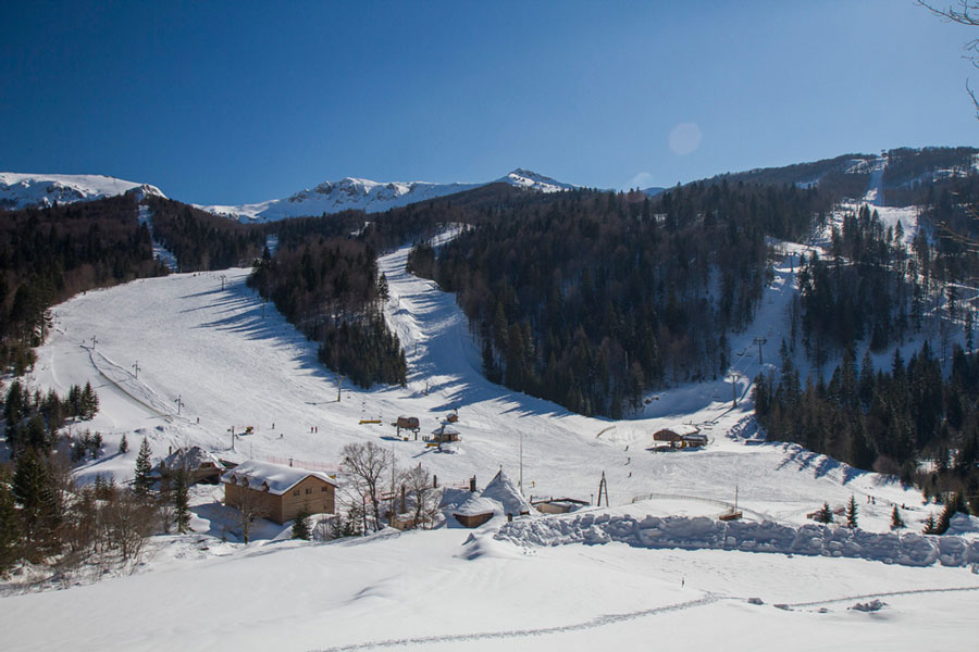 Горнолыжный курорт Kolašin 1450 10