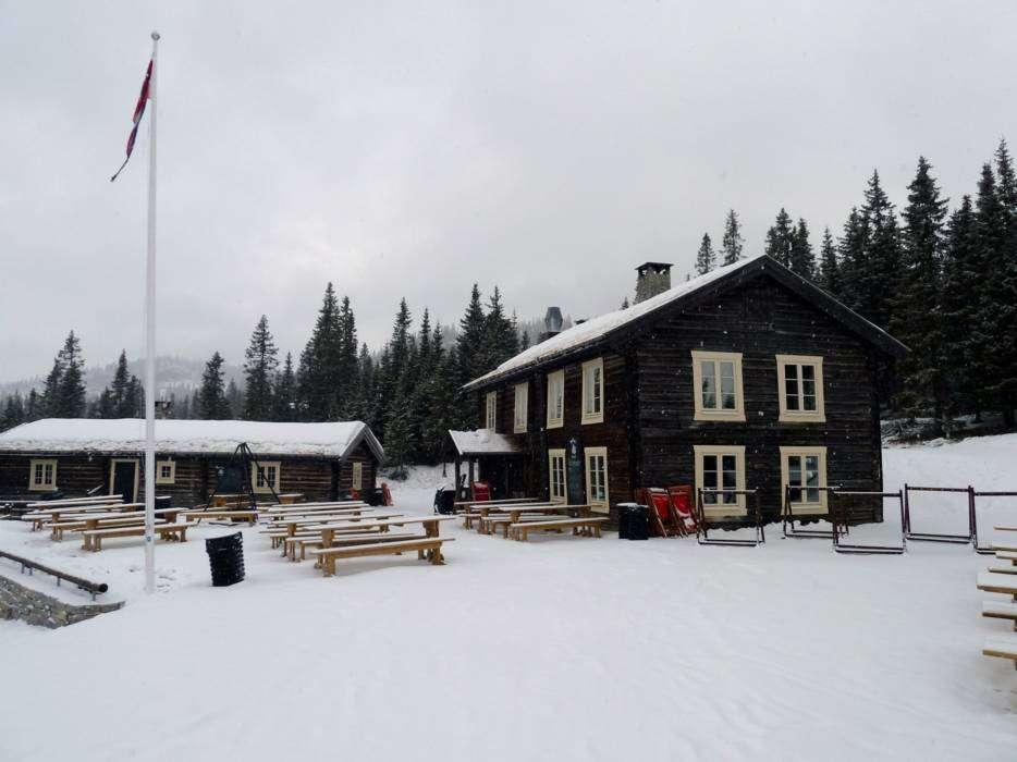 Горнолыжный курорт Kvitfjell 4