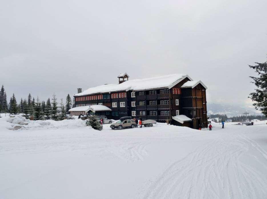 Горнолыжный курорт Kvitfjell 7