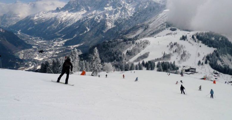 Горнолыжный курорт Les Houches / Saint-Gervais – Prarion / Bellevue (Chamonix) 1