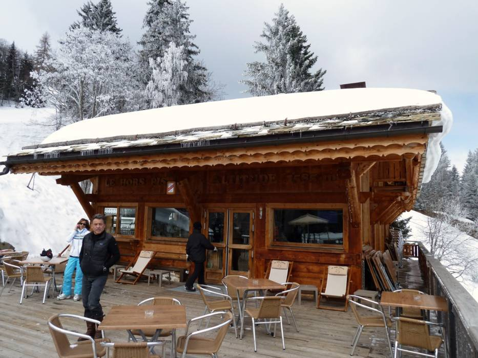 Горнолыжный курорт Les Houches / Saint-Gervais – Prarion / Bellevue (Chamonix) 10