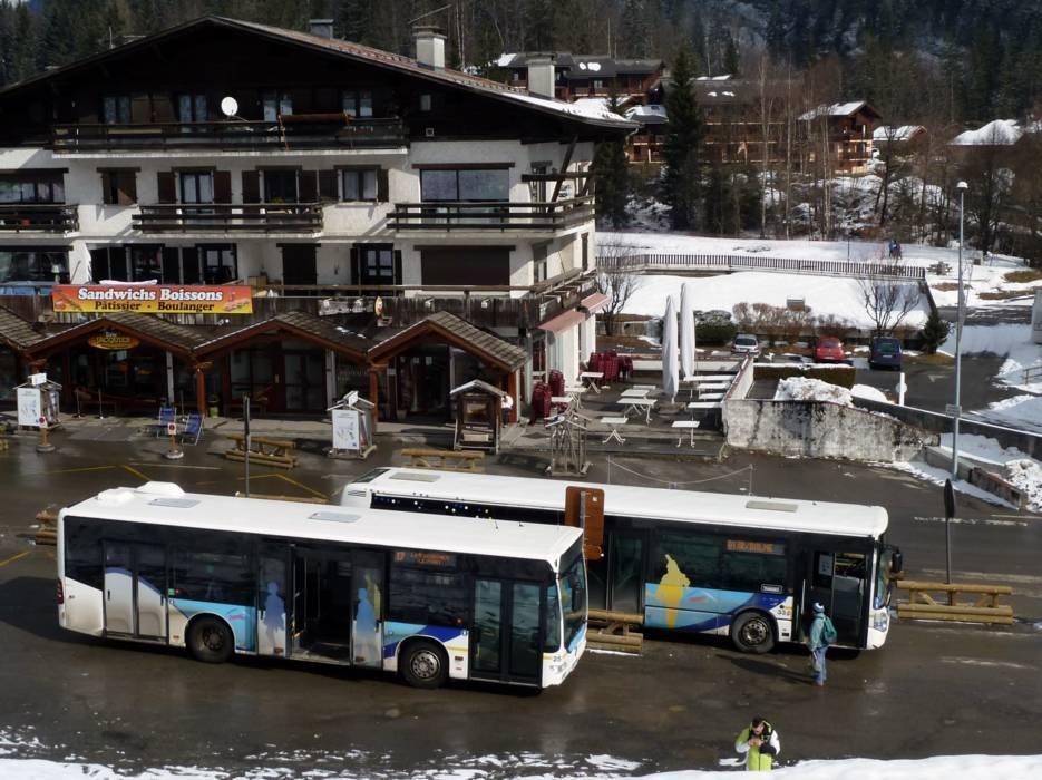 Горнолыжный курорт Les Houches / Saint-Gervais – Prarion / Bellevue (Chamonix) 11