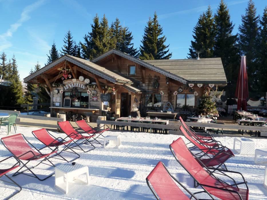 Горнолыжный курорт Les Portes du Soleil – Morzine / Avoriaz / Les Gets / Châtel / Morgins / Champéry 8