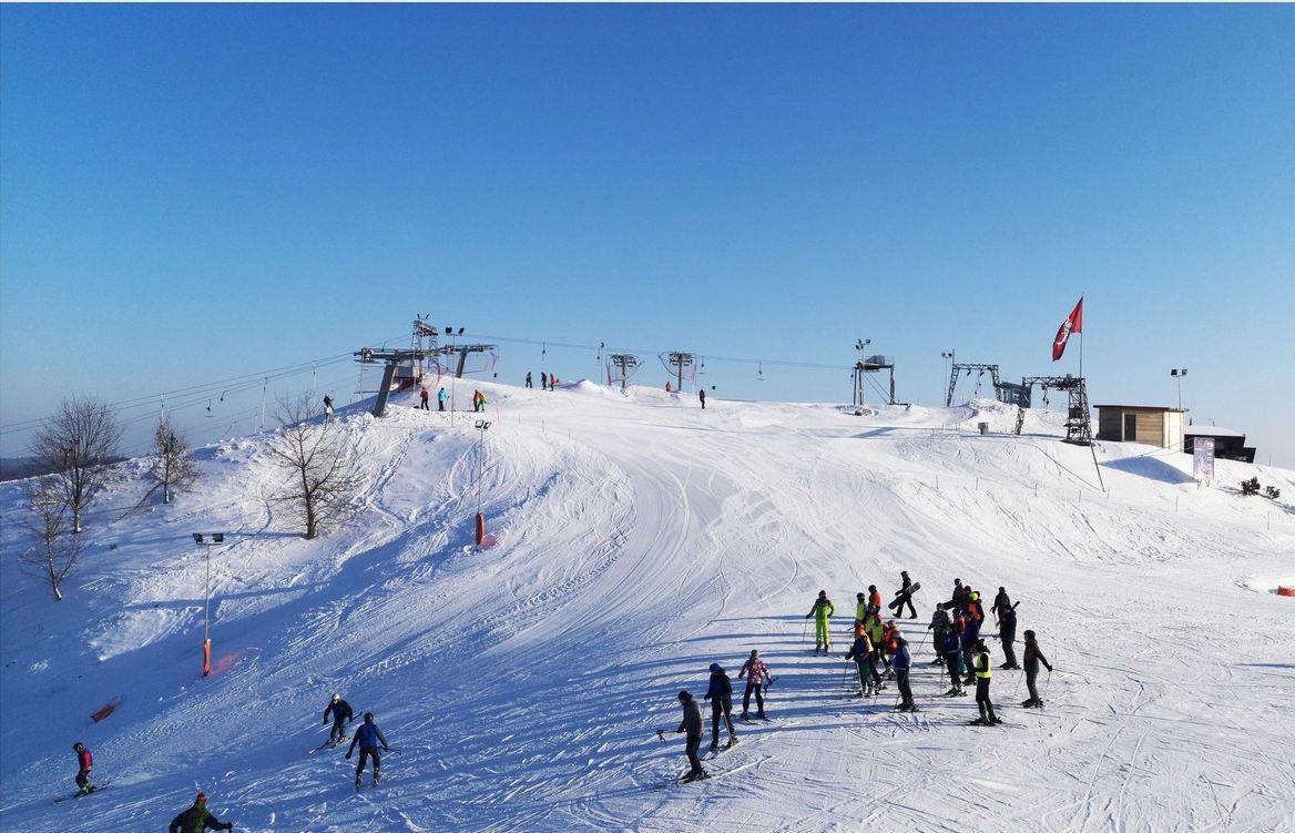 Горнолыжный курорт Liepkalnis – Vilnius 6