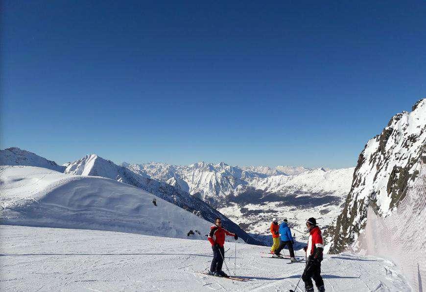 Горнолыжный курорт Alagna Valsesia / Gressoney-La-Trinité / Champoluc / Frachey (Monterosa Ski) 4