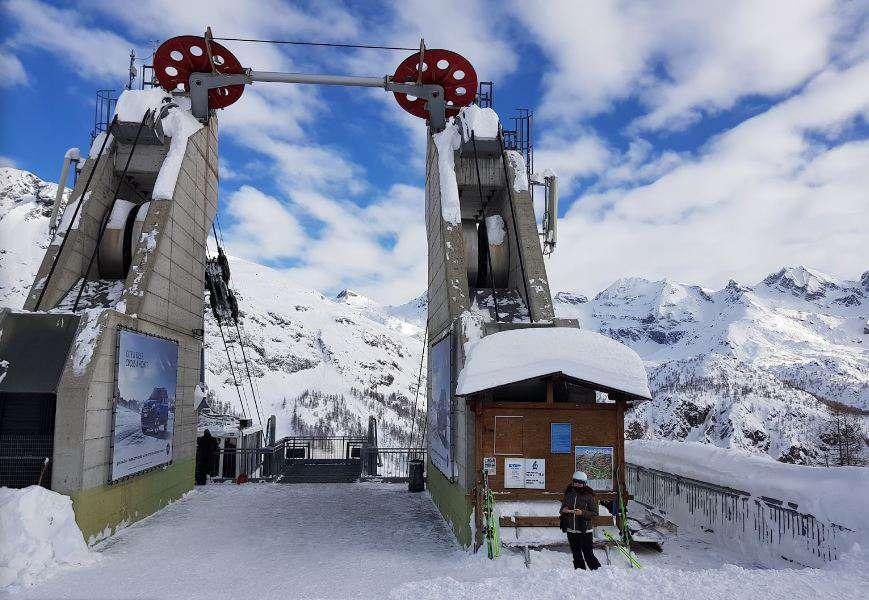 Горнолыжный курорт Alagna Valsesia / Gressoney-La-Trinité / Champoluc / Frachey (Monterosa Ski) 7