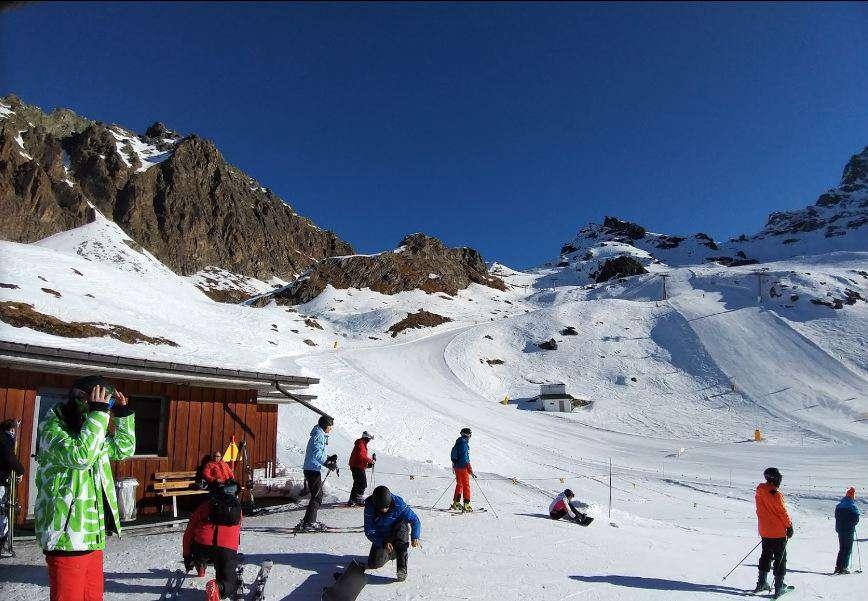 Горнолыжный курорт Alagna Valsesia / Gressoney-La-Trinité / Champoluc / Frachey (Monterosa Ski) 11