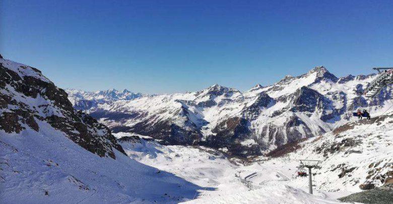 Горнолыжный курорт Alagna Valsesia / Gressoney-La-Trinité / Champoluc / Frachey (Monterosa Ski) 1