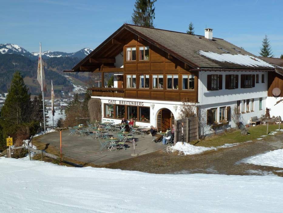 Горнолыжный курорт Nebelhorn – Oberstdorf 3