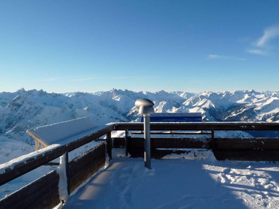 Горнолыжный курорт Nebelhorn – Oberstdorf 9