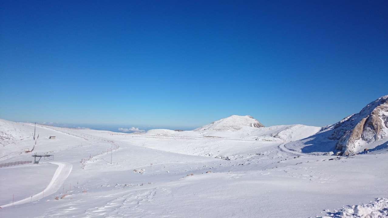 Горнолыжный курорт Mount Parnassos – Fterolakka / Kellaria 3