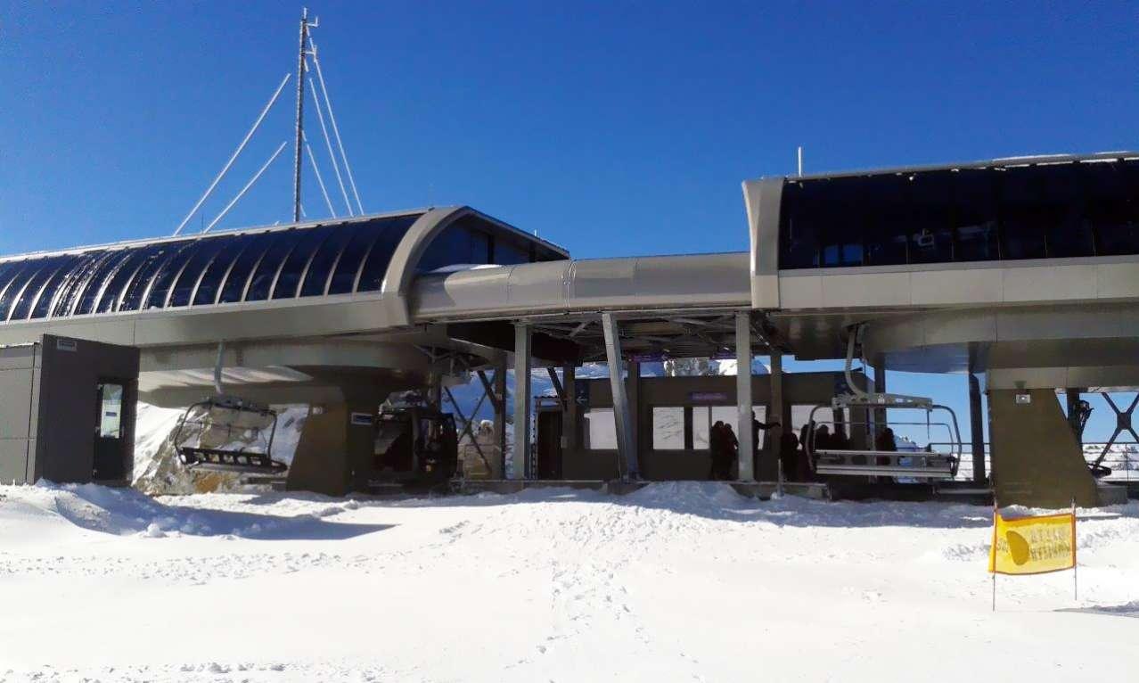 Горнолыжный курорт Mount Parnassos – Fterolakka / Kellaria 4