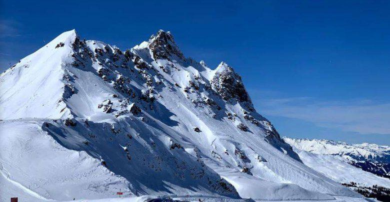 Горнолыжный курорт Parsenn (Davos Klosters) 1