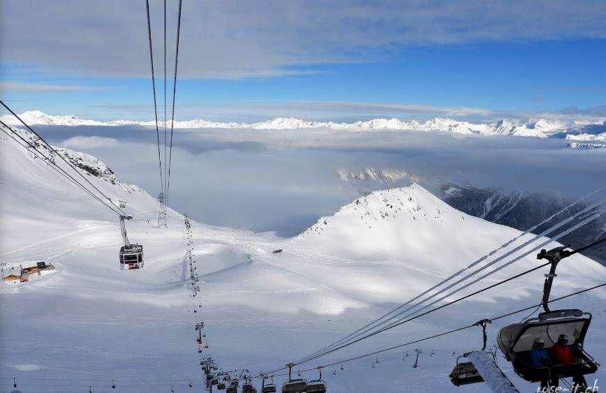 Горнолыжный курорт Parsenn (Davos Klosters) 3