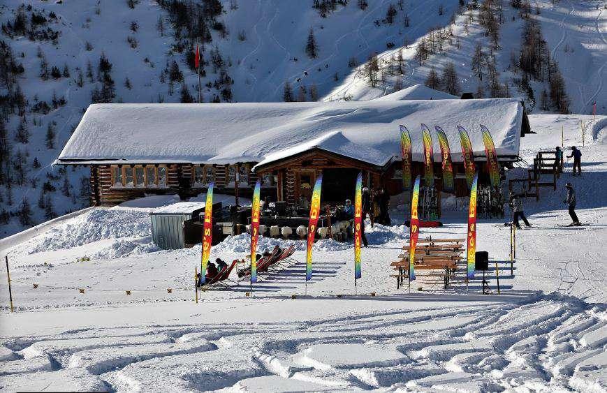 Горнолыжный курорт Parsenn (Davos Klosters) 5