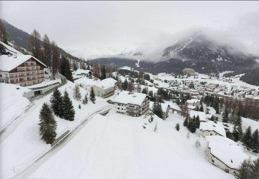 Горнолыжный курорт Parsenn (Davos Klosters) 7