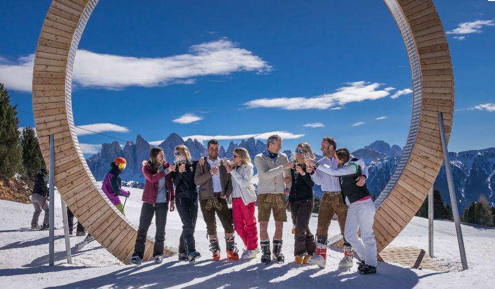 Горнолыжный курорт Plose – Brixen (Bressanone) 7