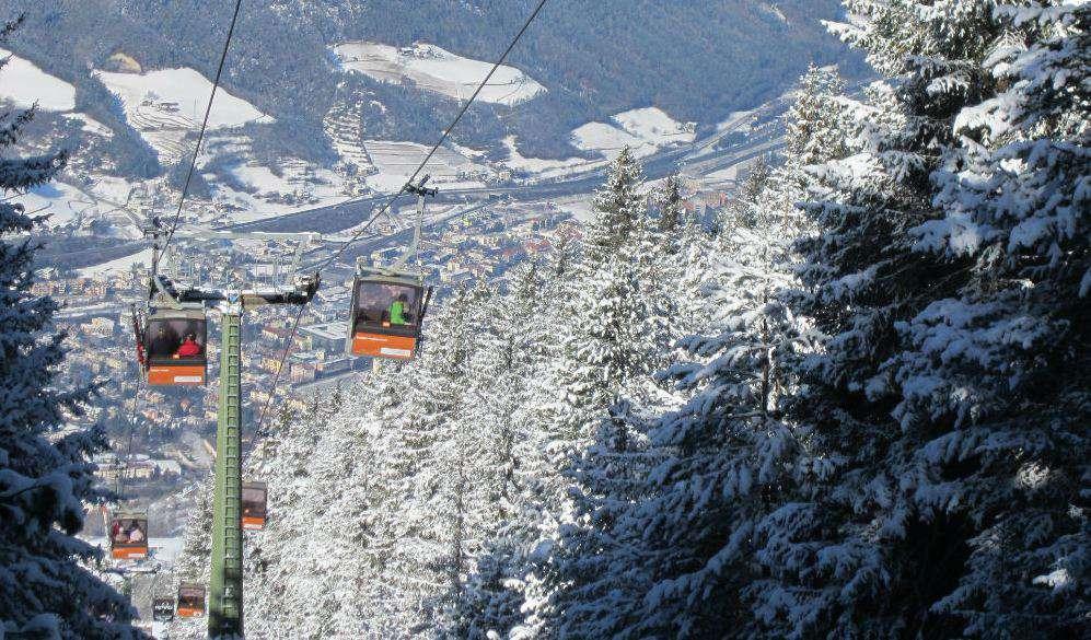 Горнолыжный курорт Plose – Brixen (Bressanone) 5
