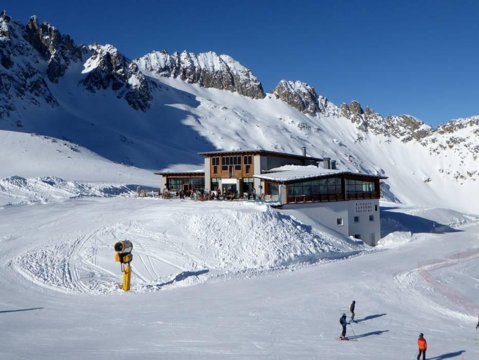 Горнолыжный курорт Ponte di Legno / Tonale / Presena Glacier / Temù (Pontedilegno-Tonale) 7