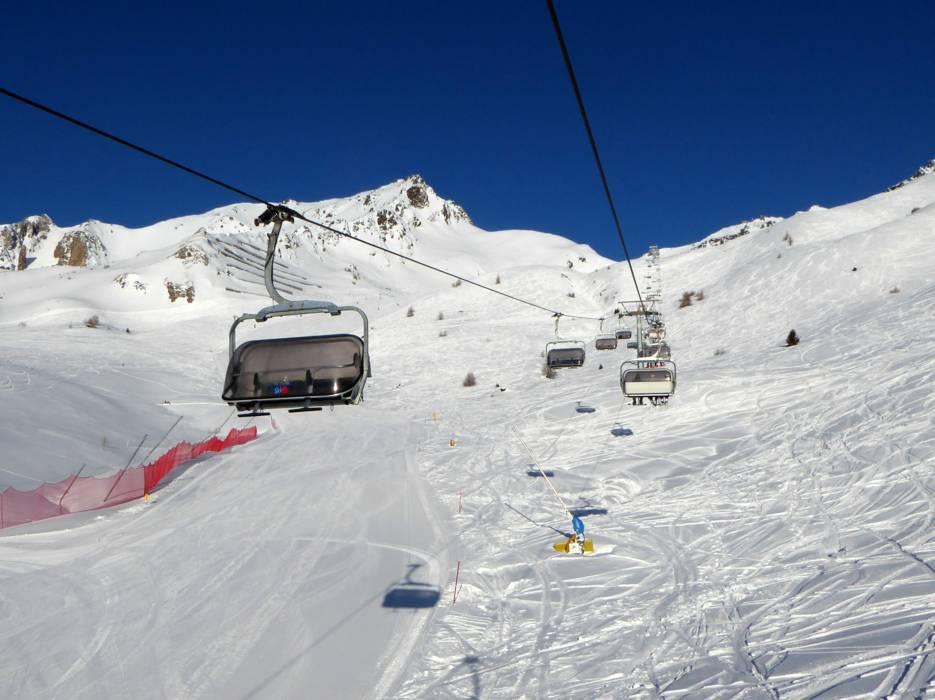 Горнолыжный курорт Ponte di Legno / Tonale / Presena Glacier / Temù (Pontedilegno-Tonale) 8