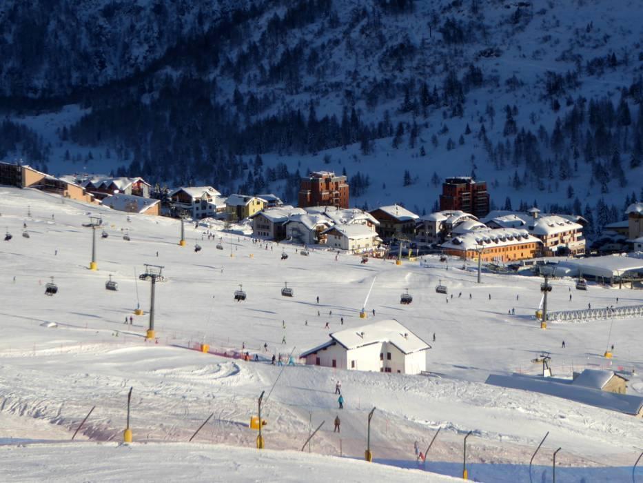 Горнолыжный курорт Ponte di Legno / Tonale / Presena Glacier / Temù (Pontedilegno-Tonale) 9