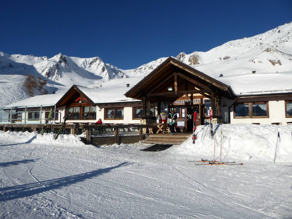 Горнолыжный курорт Ponte di Legno / Tonale / Presena Glacier / Temù (Pontedilegno-Tonale) 10