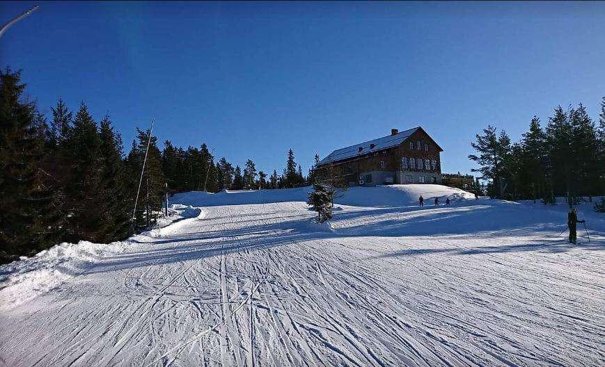 Горнолыжный курорт Romme Alpin 3