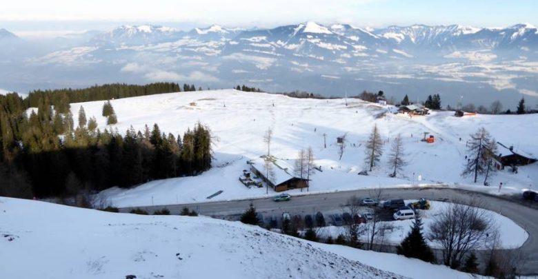 Горнолыжный курорт Rossfeld – Berchtesgaden — Oberau 1