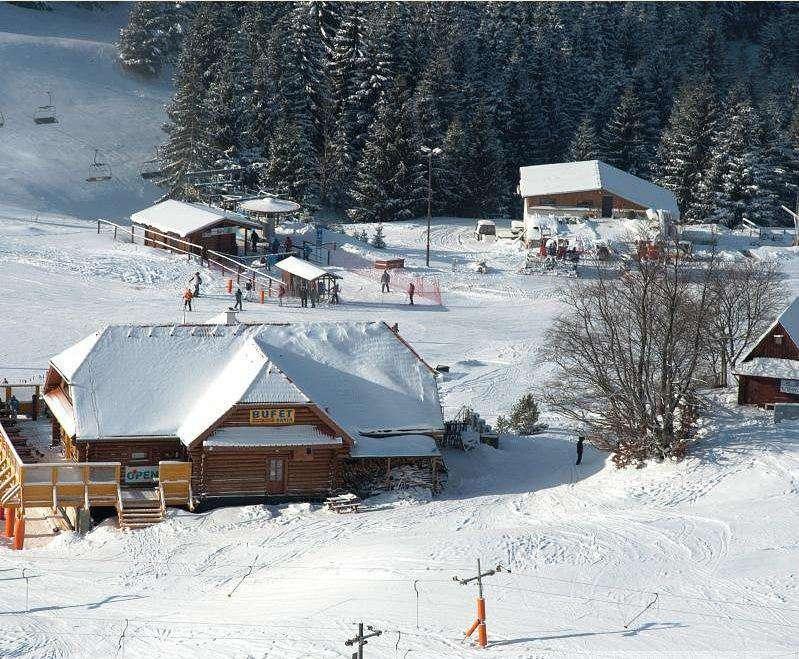 Горнолыжный курорт Ruzomberok Skipark 4