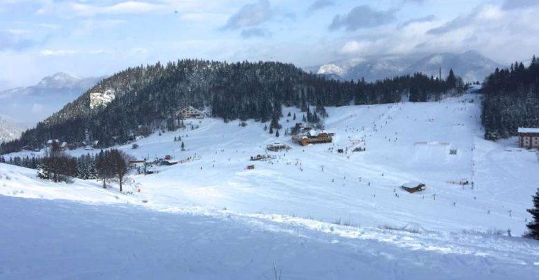 Горнолыжный курорт Ruzomberok Skipark 1