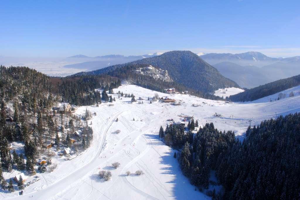 Горнолыжный курорт Ruzomberok Skipark 7