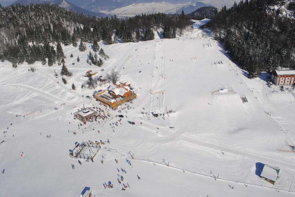 Горнолыжный курорт Ruzomberok Skipark 8