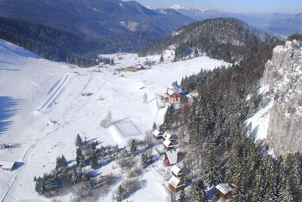 Горнолыжный курорт Ruzomberok Skipark 9