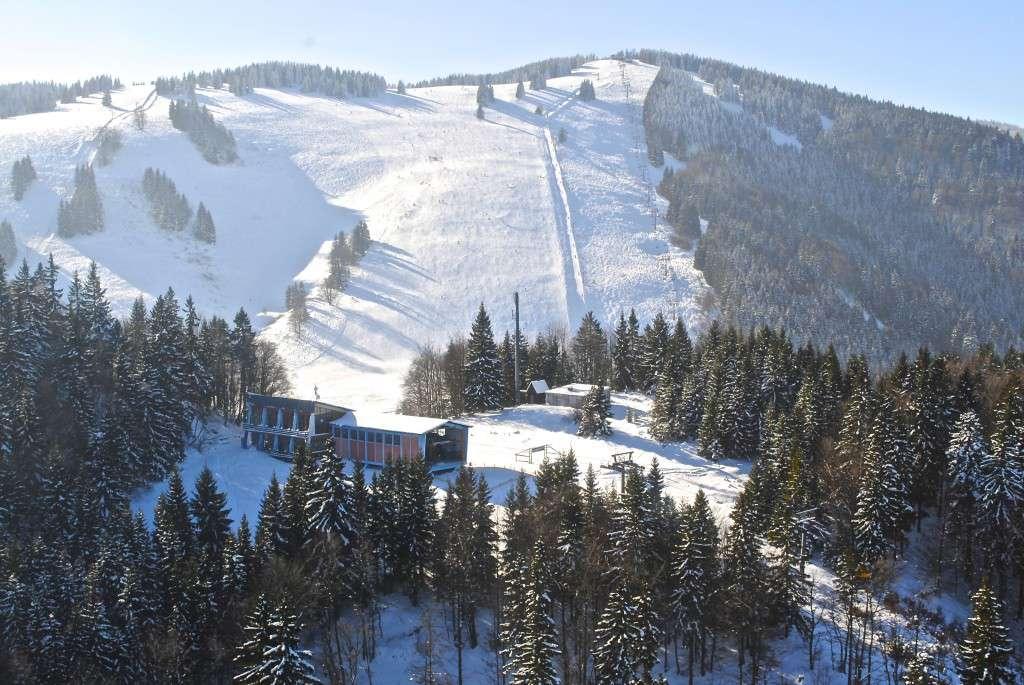 Горнолыжный курорт Ruzomberok Skipark 10