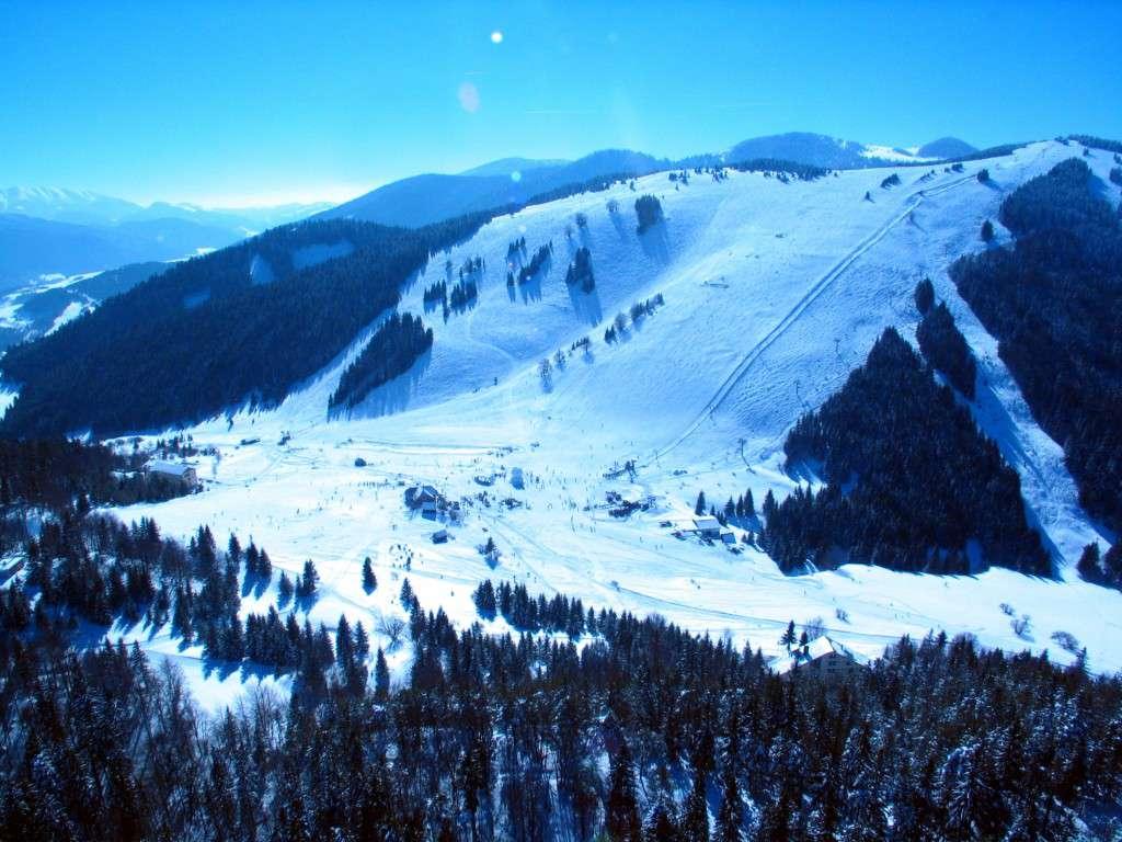 Горнолыжный курорт Ruzomberok Skipark 11