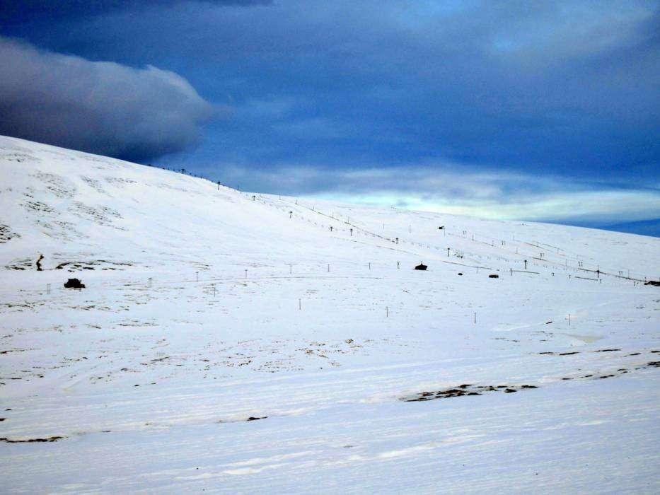 Горнолыжный курорт Skálafell 8