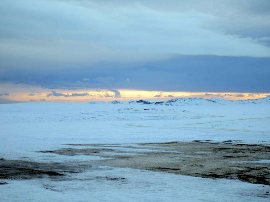 Горнолыжный курорт Skálafell 3