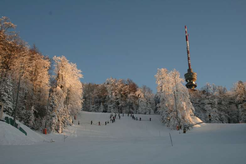 Горнолыжный курорт Sljeme (Medvednica) – Zagreb 5