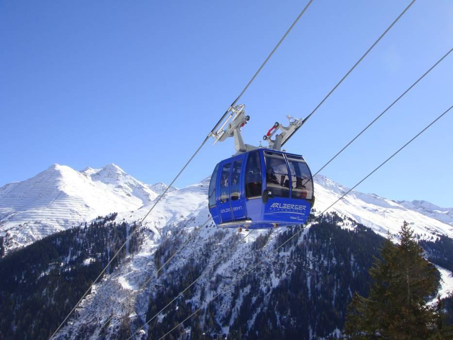 Горнолыжный курорт St. Anton / Stuben / Lech / Zürs / Warth – Ski Arlberg 8